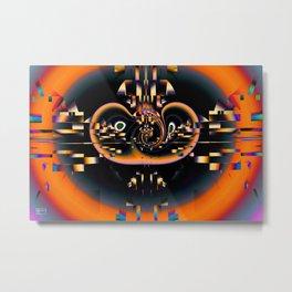 Splinter Group Metal Print