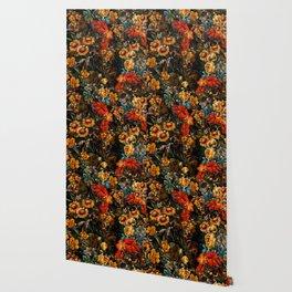 Midnight Garden VII Wallpaper