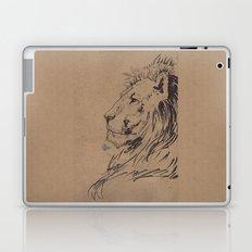 Lion Profile Laptop & iPad Skin