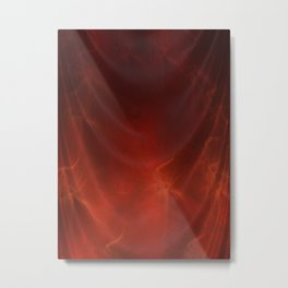 Redward Metal Print