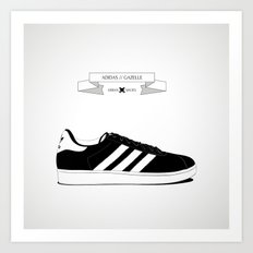 URBAN SHOES // 05 Art Print
