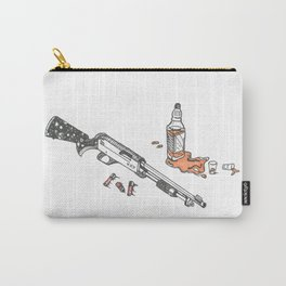 """""""Bad Decisions"""" Carry-All Pouch"""
