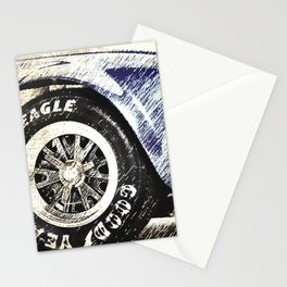 Goodyear Company Stationery Cards