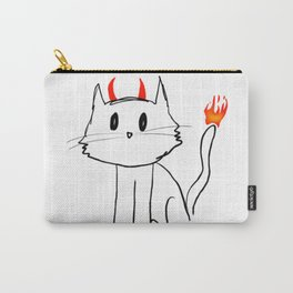 Kitty Carry-All Pouch