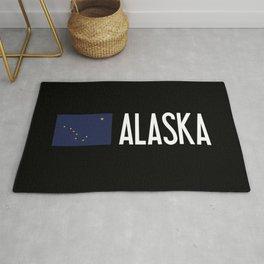 Alaska: Alaskan Flag & Alaska Rug