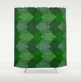 Op Art 102 Shower Curtain