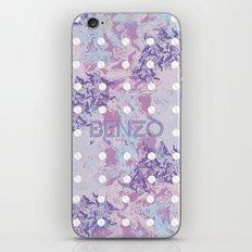 Benzo Pills iPhone & iPod Skin