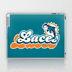 Laces Out! Laptop & iPad Skin