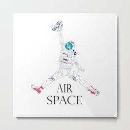 air space Metal Print