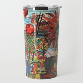 No rest for the wicked. Travel Mug