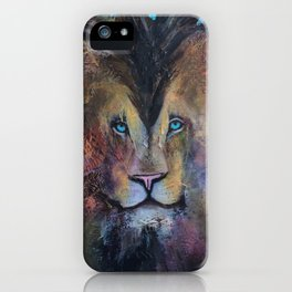 Cecil Heart iPhone Case