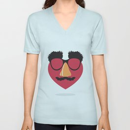 Love in Disguise Unisex V-Neck