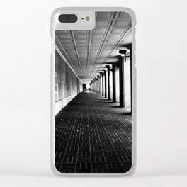 Bogota Street Colombia, architecture Clear iPhone Case