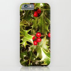 Real Christmas iPhone 6s Slim Case