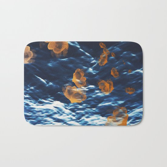 Ocean Copper #society6 #decor #buyart Bath Mat