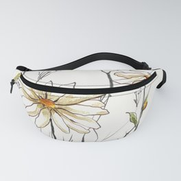 Flowers 4 Fanny Pack