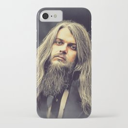 Leon Russell, Music Legend iPhone Case