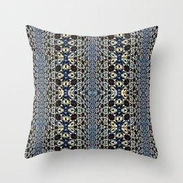 Wooded Garden Throw Pillow