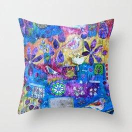 Presence of Wonder Throw Pillow