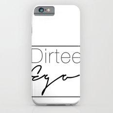 Dirt. iPhone 6s Slim Case
