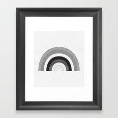 rainbow.gif Framed Art Print