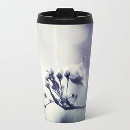 Spring in Black and White III Travel Mug