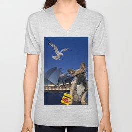 Achio in Sydney Unisex V-Neck