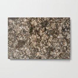 Stone background 4 Metal Print