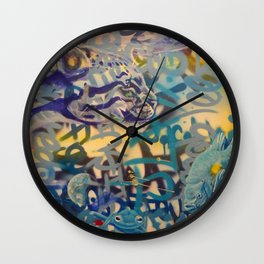 Jacob Lee Wall Clock