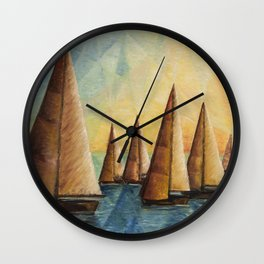 DoroT No. 0014 Wall Clock