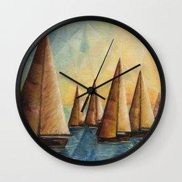 DoroT No. 0014 Wall Clock