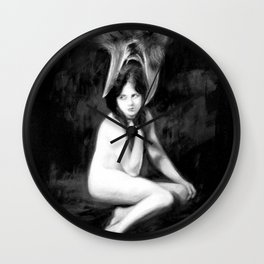 Queen Mab Wall Clock