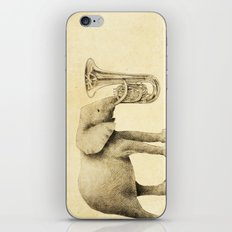 Tuba iPhone Skin