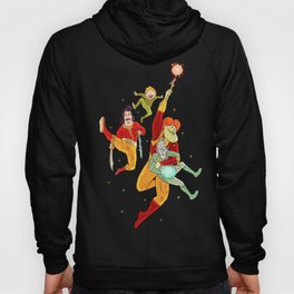 Dragon Friends Season 4 Hoody