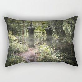 A Secret Garden Rectangular Pillow