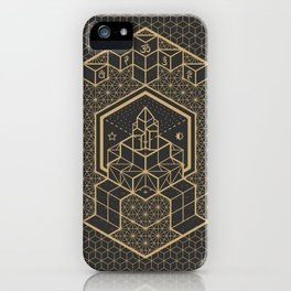 The inner Truth iPhone Case