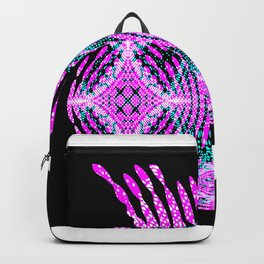 Selfie Psychedelic Backpack