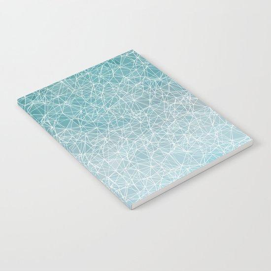 Polygonal A3 Notebook