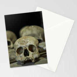 Skulls & Bones Stationery Cards