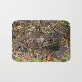 Bullfrog Bath Mat