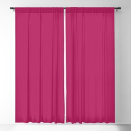Girlboss, Solid Color Collection Blackout Curtain