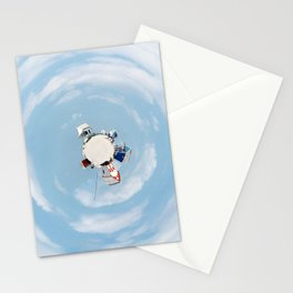 Caparica World Stationery Cards