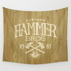 HAMMER BROTHERS Wall Tapestry