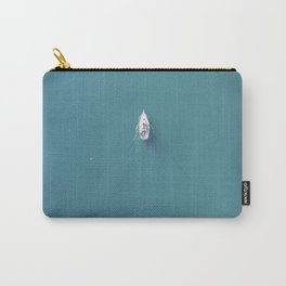 Simple Sailboat Carry-All Pouch
