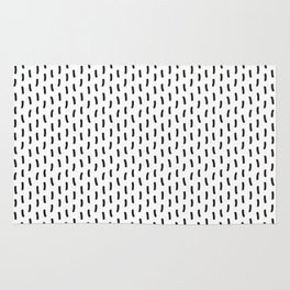 Squiggly Lines Rug