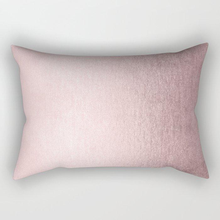 Simply Rose Gold Palace Rectangular Pillow