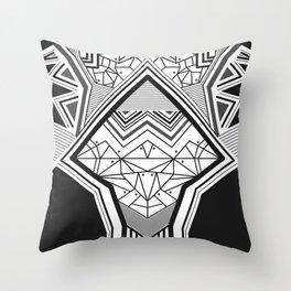 Geokoi Throw Pillow