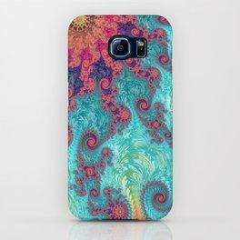 Rainbow Fractal iPhone Case