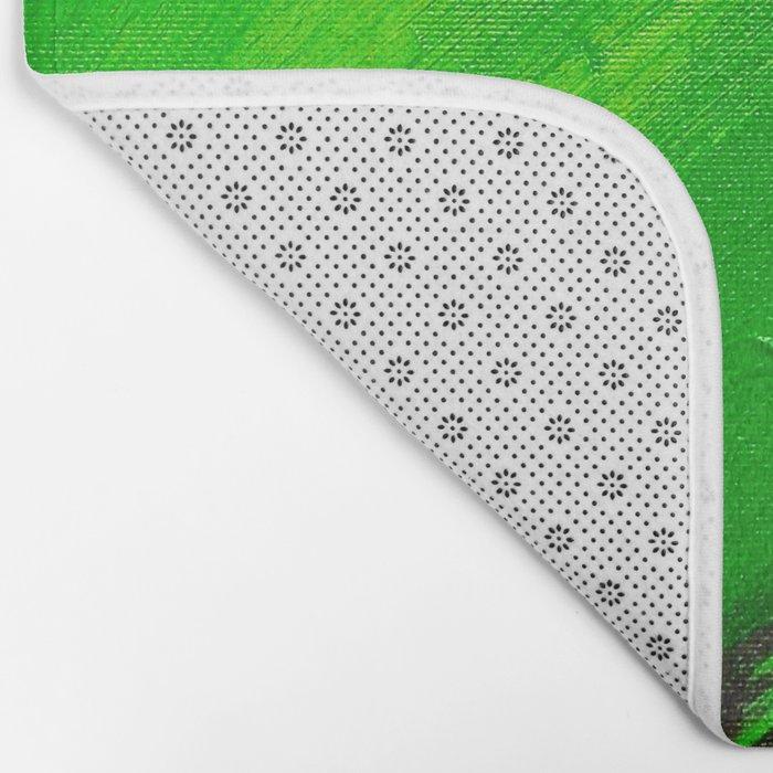 Simply Green Bath Mat