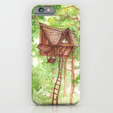 Treehouse Retreat iPhone 6s Slim Case